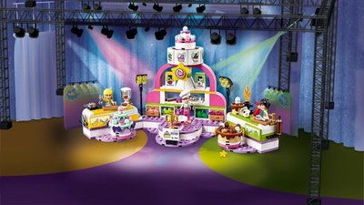 41393 LEGO Friends Bakwedstrijd