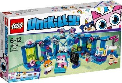 41454 LEGO Unikitty™ Dr. Fox™ laboratorium