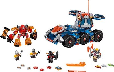 70322 LEGO NEXO KNIGHTS Axl's Torentransport