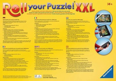 179572 Ravensburger Roll your puzzle XXL t/m 3000 stukjes