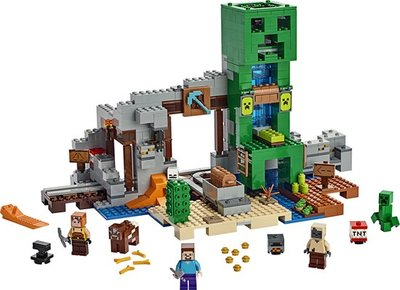 21155 LEGO Minecraft De Creeper Mijn