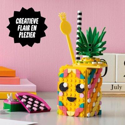 41906 LEGO DOTS Ananas Pennenbakje