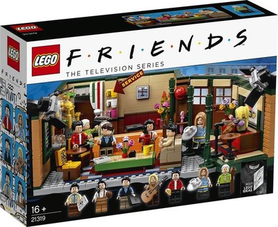 21319 LEGO Ideas Friends Central Perk