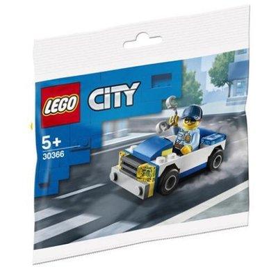 30366 Lego City Politieauto
