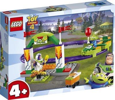 10771 LEGO 4+ Toy Story 4 Kermis Achtbaan