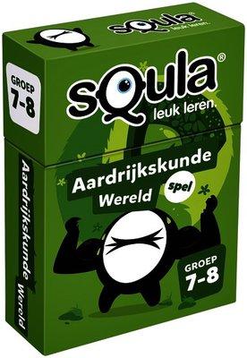 11441 Squla Aardrijkskunde Kaartspel Groep 7-8