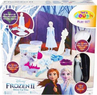 4782 Sambro Disney Frozen 2 Klei Set