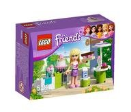 3930 LEGO® Friends Stephanie's Buitenkeuken