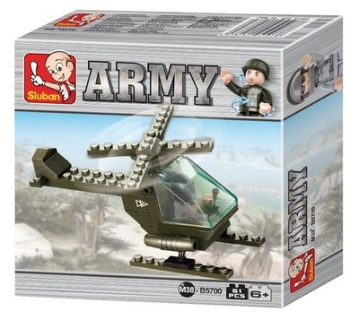 5700 Sluban Army Gevechtshelikopter