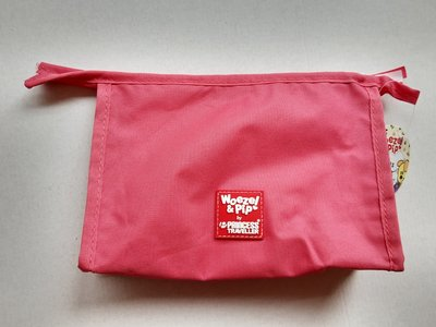 61690 Woezel en Pip Toilettas Roze