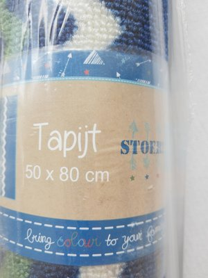 5774 Lief! Tapijt Stoer 50X80
