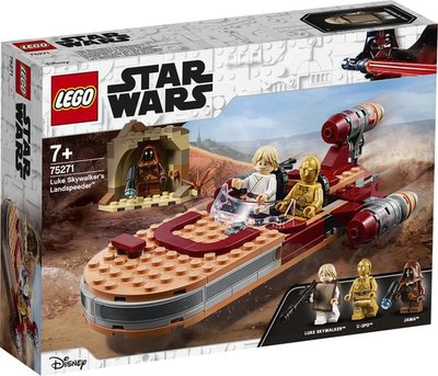 75271 LEGO Star Wars Luke Skywalkers Landspeeder