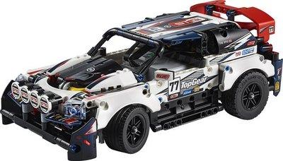 42109 LEGO Technic Top Gear Rallyauto