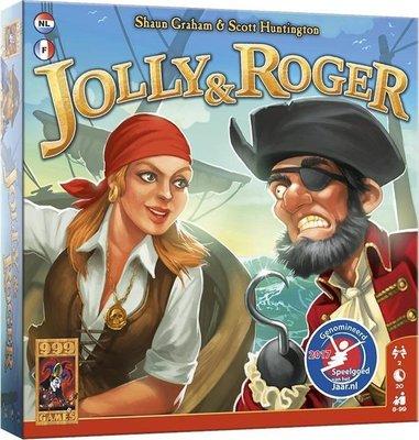 999Games Jolly & Roger Kaartspel