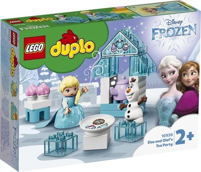 10920 LEGO DUPLO Disney Frozen Elsa's en Olaf's Theefeest