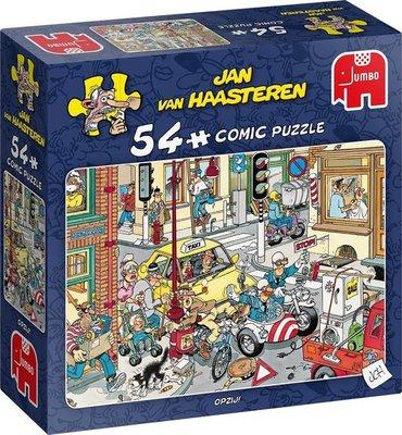 81702 Jan van Haasteren Mini 54pcs Special Legpuzzel 54 stuk(s)