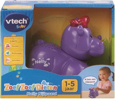 153523 VTech Zoef Zoef Dieren Nelly Nijlpaard