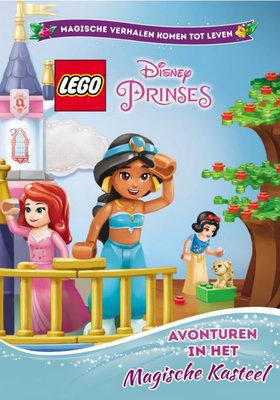 6101 LEGO Disney Prinses Avonturen in het Magische kasteel Boek
