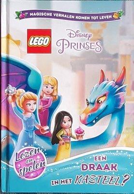 6102 LEGO Disney Prinses Een draak in het kasteel Boek