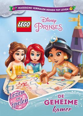 6103 LEGO Disney Prinses De geheime kamer Boek