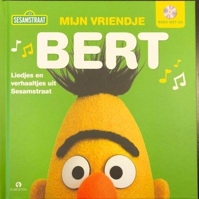 622703 Sesamstraat Boek Mijn vriendje Bert