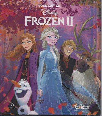 627555 Een magisch avontuur Frozen 2 boek en cd