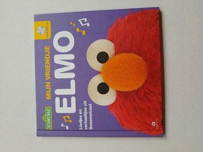 622741 Sesamstraat Boek Mijn vriendje Elmo