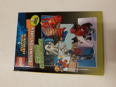 507505 LEGO DC Super Heroes Spokende Superschurken Boek