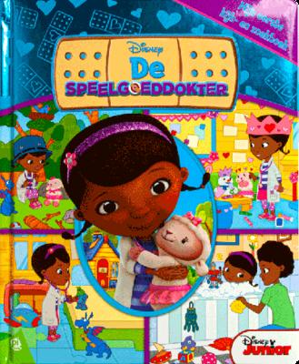 96108 De speelgoeddokter kijk- en zoekboek