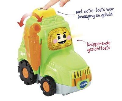 514323 VTech Toet Toet Auto's Tijn Traktor