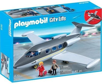 5619 Playmobil Privejet