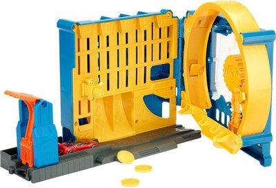 Mattel Hot Wheels City Super Bank Blast Out Speelset