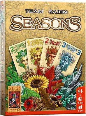 24930 999Games Seasons Kaartspel