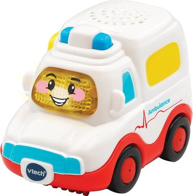 517023 VTech Toet Toet Auto's Amir Ambulance