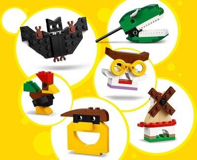 11009 LEGO Classic Stenen en Lichten
