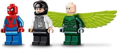 76147 LEGO 4+ Spider-Man Vultures Vrachtwagenoverval