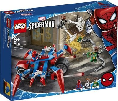 76148 LEGO Spider-Man vs. Doc Ock