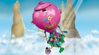 41252 LEGO Trolls Poppy's Luchtballonavontuur