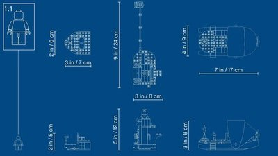 41253 LEGO Trolls 4+ Lonesome Flats Wildwateravontuur