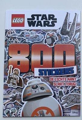 5787 LEGO® STAR WARS doeboek lezen, kleuren en plakken 800 stickers