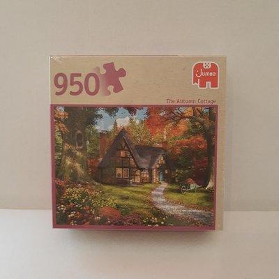 81811 Jumbo Puzzel The Autumn Cottage 950 Stukjes