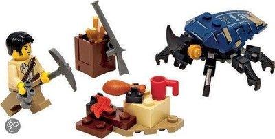 7305 LEGO Pharaoh's Quest Aanval van de Scarabee