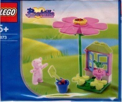 5873 LEGO Belville Fairyland Mini Set Polybag