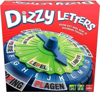 00628 Goliath Dizzy Letters