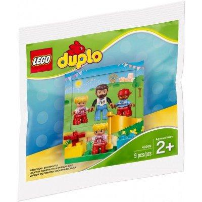 40269 Lego Duplo Foto Frame