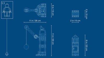 10932 LEGO DUPLO Sloopkogel Afbraakwerken
