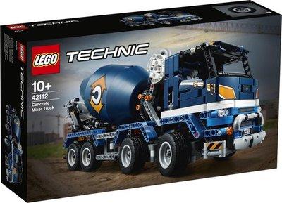42112 LEGO Technic Betonmixer