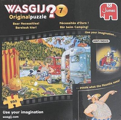 81797 Jumbo Puzzel Wasgij 7 Bereleuk Hier! 950 stukjes
