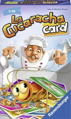 234530 Ravensburger Kaartspel La Cucaracha Card