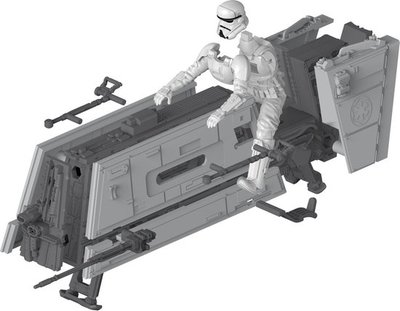 06768 Revell Star Wars Han Solo Imperial Patrol Speeder